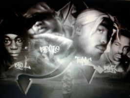 biggie and 2pac by josh851