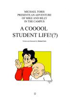 the_Campus_a cool student's life_page 01 by michaeltoris
