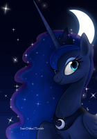 Princess Luna by Mn27tumblr