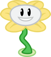 Flowey the Flower by Dalekolt