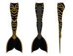 Tail Design Commission 1 (Merman Apollo) by Hydra1337