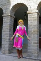 Zelda - Skyward Sword by luna-ishtarcosplay