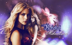 Rebekah Mikaelson by JacobBlacksPrincess