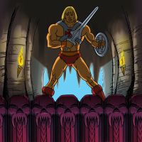 He-man by tomjf