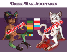 Chimeraish Male Adopts :: CLOSED by sonyaism