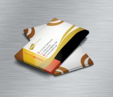 New Style Business Card by naeem1200