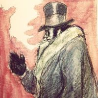Mr Cobblepot by elcoruco1984