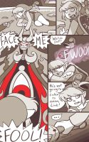 minish cap - kinstone comic 7 by RasTear