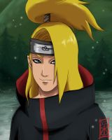 Deidara Dreams by Zerucune