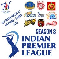 Book Your Ticket to IPL T20 2015 | Theholidayindia by Alishapaul