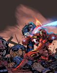 Civil War by NimeshMorarji