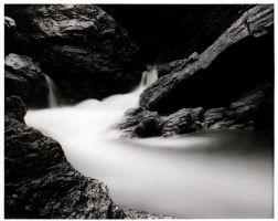 Black and White Long Exposure003 by FusedLogix