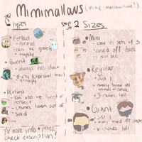 Mimimallows [ NOW OPEN SPECIES!] by PuddingSocks