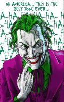 TLIID - The Joker reacts to Trump's election by Nick-Perks
