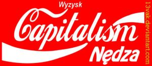 Coca-Capitalism by 13VAK