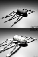 Spider project by ZeroniX-Designs