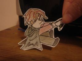 Paper Child- Frodo by talespirit