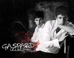 Gaspard Ulliel Wallpaper 2 by Stephnee