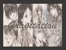 Gravitation wallpaper by Paine77