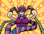 The Only Correct Joseph Joestar Color Palette by mergeritter
