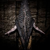 Silent Hill Pyramid Head by phoelixde
