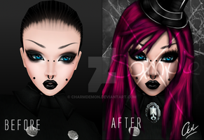 Ctrl DP before after by charmdemon