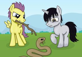Ouch! by The-sinful78