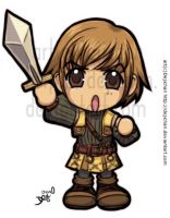 Radiata Srories - Chibi Jack by DejiNyucu