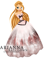 Arianna Ball Gown by winxyarianna