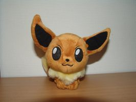 Nintendo Ufo Head Eevee 1 by Toy-Ger