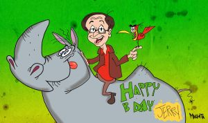 Jerry Beck b day by Makinita