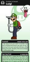 Profiles: Luigi by TriforceJ