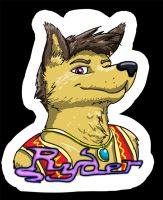 Ryder Con Badge - May 2012 by AuldMisdione