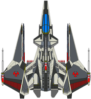 Ex-Class fighter by Zerg170