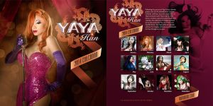 Announcing: 2014 Yaya Han Cosplay Calendar by yayacosplay