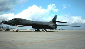 B-1B in the 'Strategic' Scheme by F16CrewChief