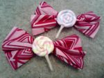 Lollipop Hair Bows by GlompMonster
