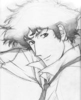 Spike Spiegel 2013 by inflatable