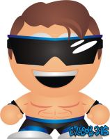 Johnny Cage - MKII by Gillbob316