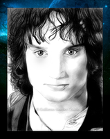 Frodo. by Guillermo-Sanchez