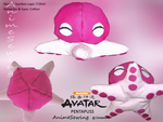 Pentapus by Patrick by animesewing