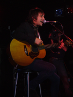 Nic Cester Acoustic by ohindiegirl