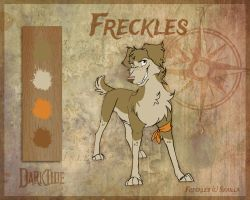 Freckles - Character Sheet by Skailla