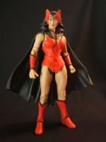 MOTUC custom Catra by masterenglish
