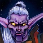Luciphur of the night elves by lyciphur