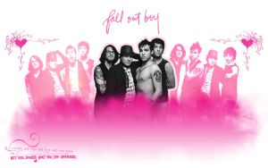 Fall Out Boy by xCherryxLipsx