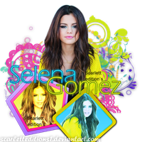 Blend Selena Love Recursos by scarletteditions1