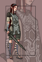 shadow of the colossus by kyuubiXkitsune