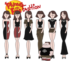 Phineas and Ferb fashion: Buford by Willemijn1991
