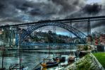 Porto 2 - Portugal HDR by stegost